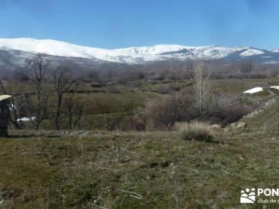 Valdebecerril - Pueblos Negros; turismo por madrid; turismo senderismo;nacimiento del rio mundo
